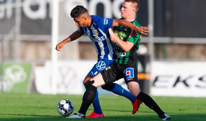 华堡主场1比2惜败于联赛班霸哥登堡IFK