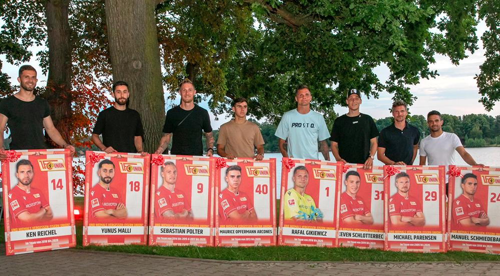 护组成功 柏林联向八名球员表达感谢之意