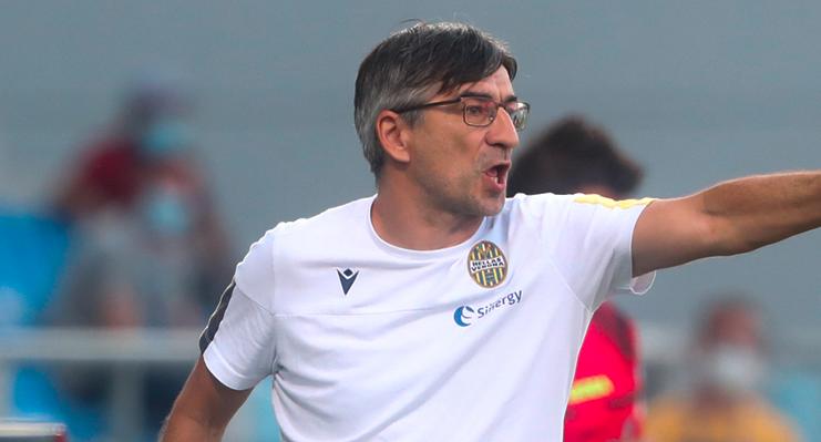 维罗纳主教练评价客场3比3莎索罗的比赛