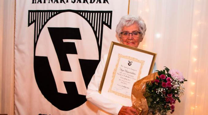 曼格·SD·TTIR被授予成为FH终身会员