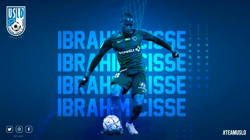 敦刻尔克引入经验丰富的法乙联赛后卫