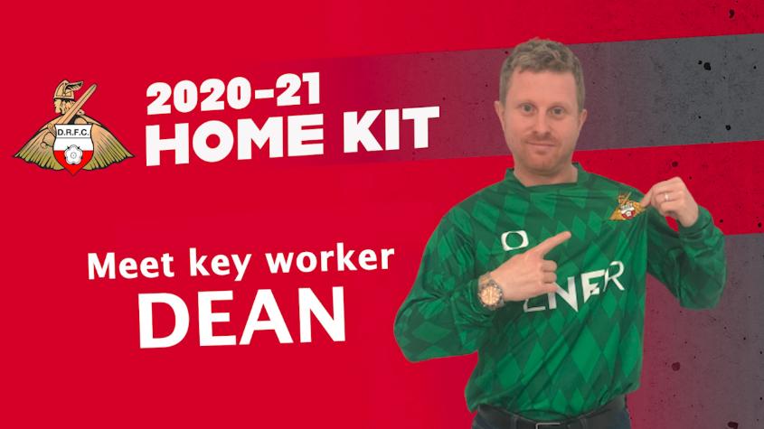 唐卡斯特推出2020-2021赛季球衣家庭套装