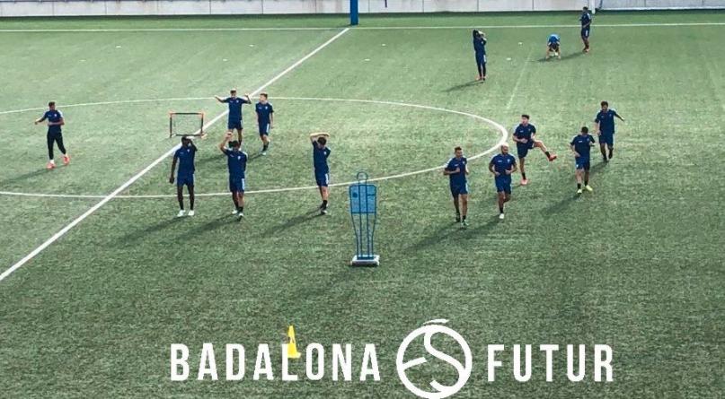 巴达隆拿新赛季备战第一周工作情况
