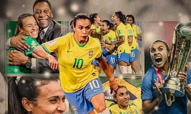 官方发布祝福 巴西足球女王35岁生日