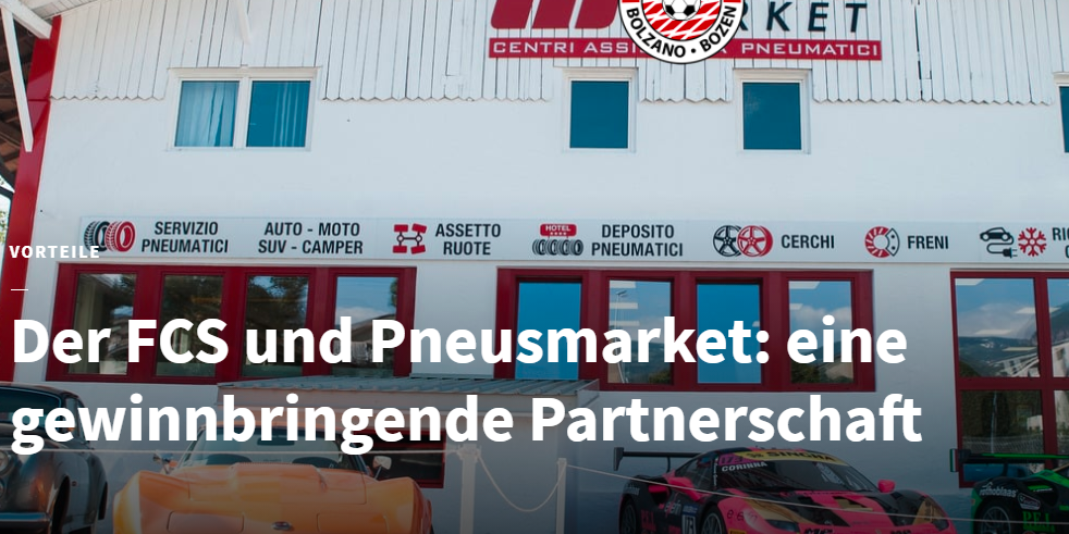 FCS和Pneusmarket成为双赢的伙伴